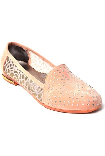 Hazal Ft 215 Günlük Kız Çocuk Babet Ayakkabı