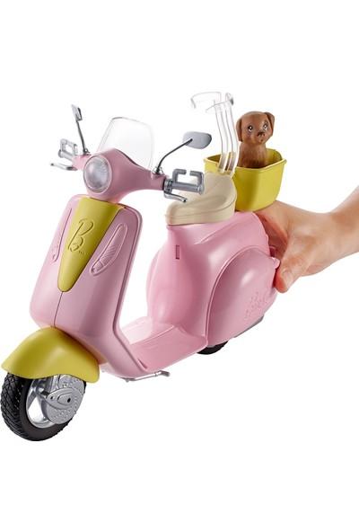 Barbie Barbie Dvx56 Scooter / Barbie Oyuncak Skuter