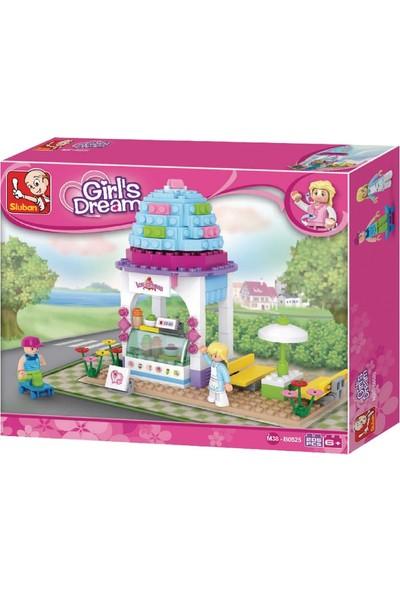 Sluban Girl's Dream Dondurma Dükkanı 205 Parça