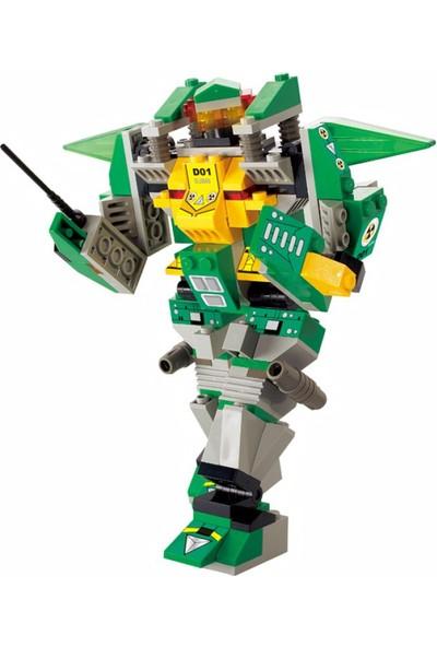 Sluban Space Empery Night Robot 142 Parça