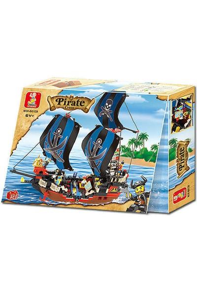 Sluban Korsan Gemi 512 Parça
