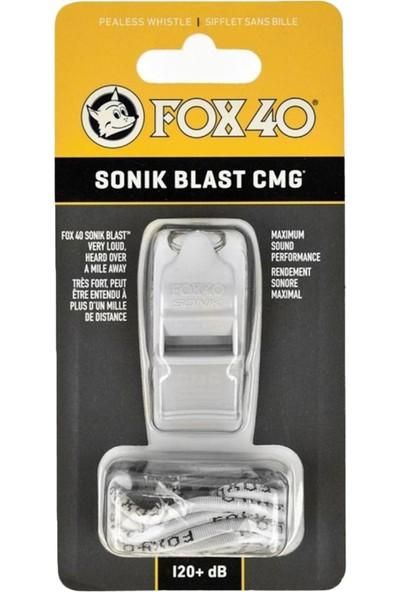 Fox 40 Düdük 9203 0708 Sonik Blast Safety Cmg ipli
