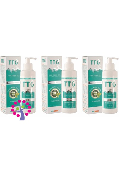 Tto Sıvı Sabun 3'lü Paket