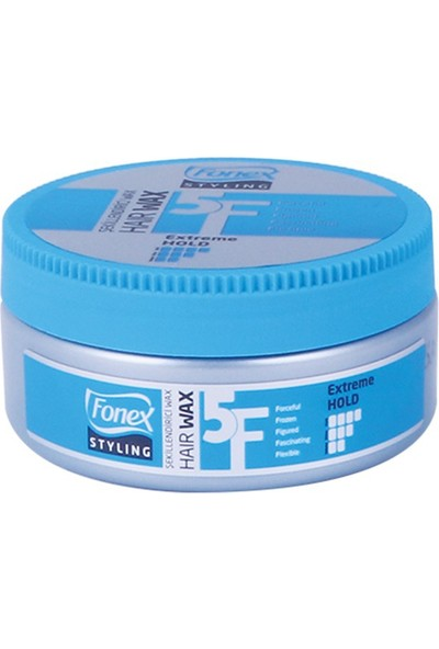 Fonex 5F Wax 150 Ml Extreme Strong