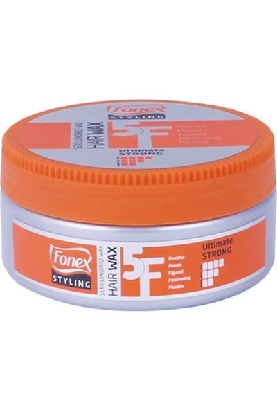 Fonex 5F Wax 150 Ml Ultimate Strong