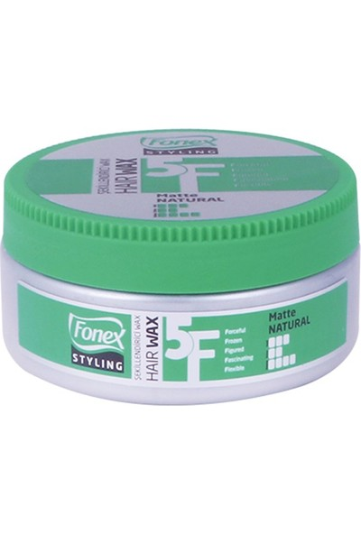 Fonex 5F Wax 150 Ml Matte Naturel