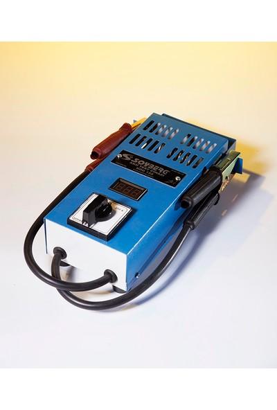 Soyberg 122 Akü Test Cihazı Maşalı Dijital