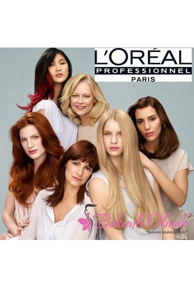 L'Oréal Professionnel Majirel 7.1 Kumral Küllü Saç Boyası