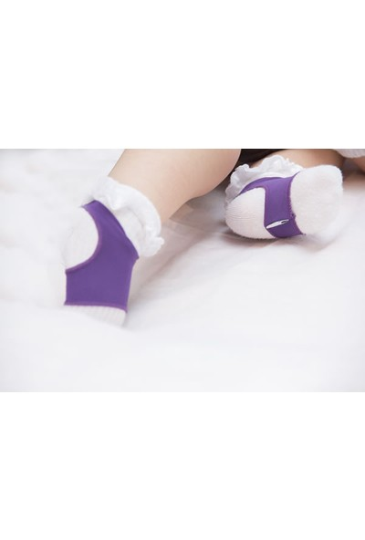 Sock Ons Bebek Çorap Tutucu 0-6 Ay