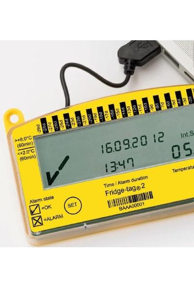 Berlınger Fridge Tag2 Hafızalı Buzdolabı Termometresi
