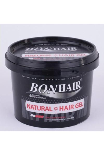 Bonhaır Natural Saç Jölesi Daha Sert Ve Dayanıklı 700Ml