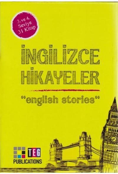 İngilizce Hikayeler 3. ve 4. Seviye 31 Kitap Takım