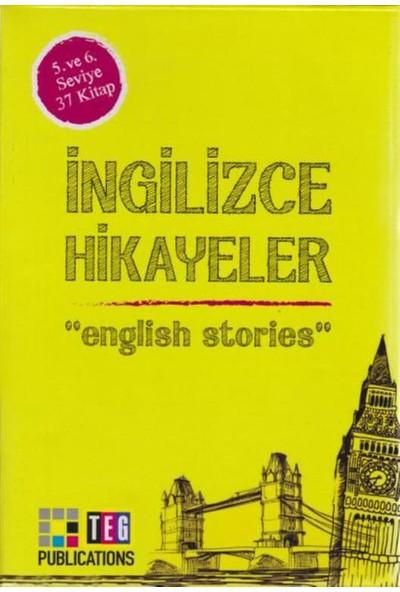 İngilizce Hikayeler 5. ve 6. Seviye 37 Kitap Takım