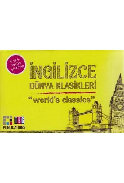 İngilizce Dünya Klasikleri 5. ve 6. Seviye 68 Kitap Takım