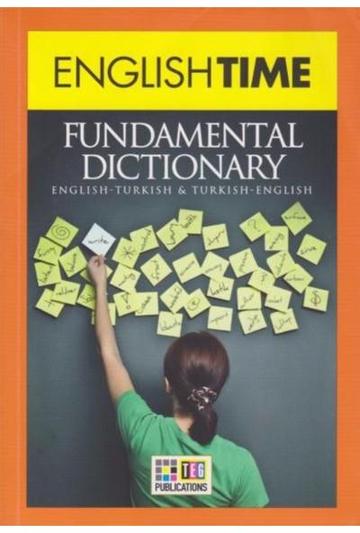 English Time Fundamental Dictionary English Turkish Turkish English