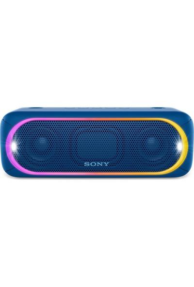 Sony SRSXB30L.EU8 Extra Bass Bluetooth Speaker Mavi