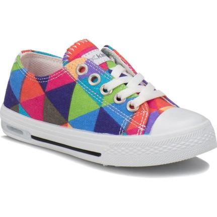 Kinetix Denni Fuşya Kız Çocuk Sneaker Ayakkabı