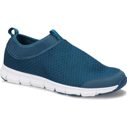 Kinetix VOTEN Mavi Koyu Mavi Beyaz Erkek Yürüyüş Ayakkabısı
