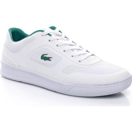 Lacoste Explorateur Sport 117 Erkek Beyaz Sneaker