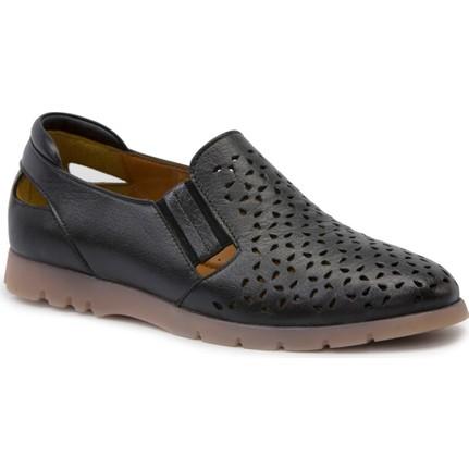 Gedikpaşalı 14152 Siyah Casuel Kadın Ayakkabı