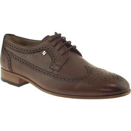 Fosco 7115 Klasik Neolit Lacivert Erkek Ayakkabı