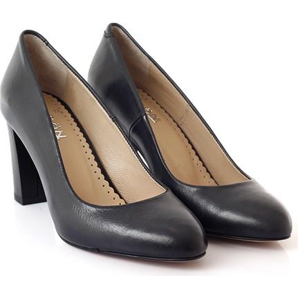 Gön 13222 Kum Topuklu Kadın Ayakkabı