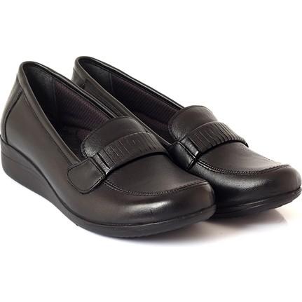 Gön 35116 Kahverengi Kadın Ayakkabı