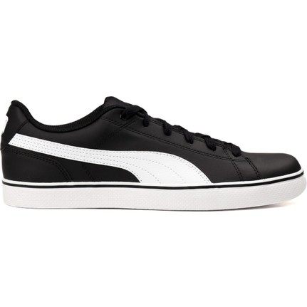 Puma Court Point Vulc V2 Siyah Beyaz Erkek Sneaker
