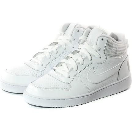 Nike Ayakkabı Court Borough Mid (Gs) 839977-100