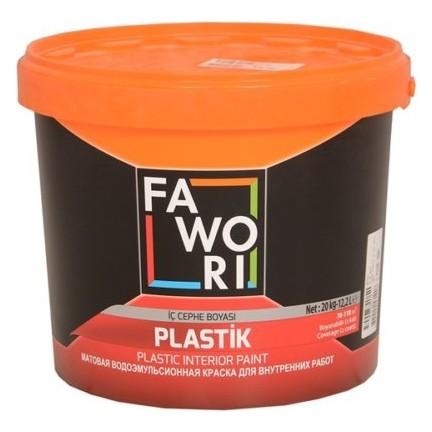 Fawori Plastik Iç Cephe Boyası 20 Kg Su Damlası Fiyatı