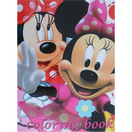 Partioutlet Minnie Mouse Boyama Kitabi Fiyati Taksit Secenekleri