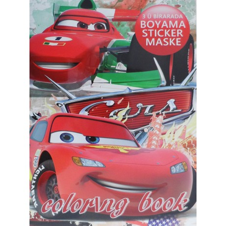 Partioutlet Cars Boyama Kitabi Fiyati Taksit Secenekleri