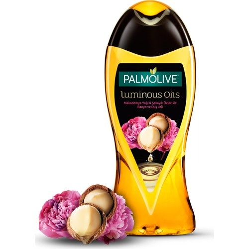 Palmolive Duş Jeli Luminious Oil Macademia 500 ml