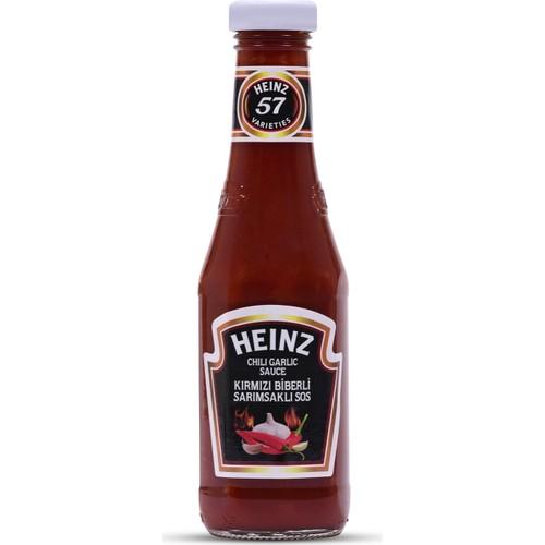 Heinz Sarımsaklı Acı Sos 300 ml