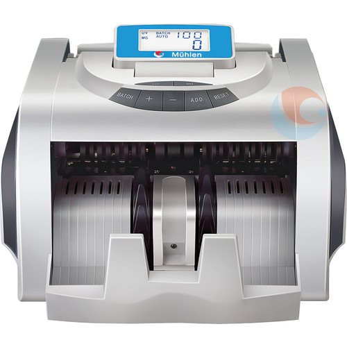 Mühlen - Bankier (TL,EURO,USD Sahte Para Tespit Kontrollü) Para Sayma Makinesi