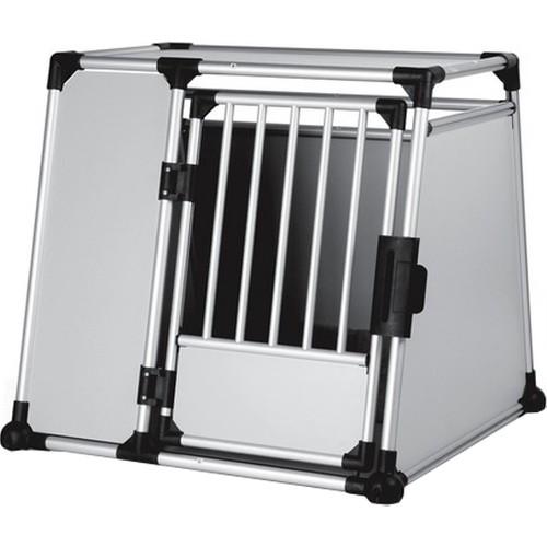Trixie köpek taşıma alüminyum kafesi,94x87x93cm