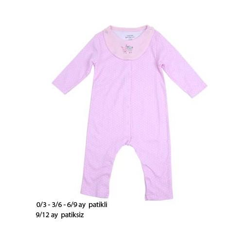 Zeyland Kız Çocuk Pembe Tulum K-42H602478