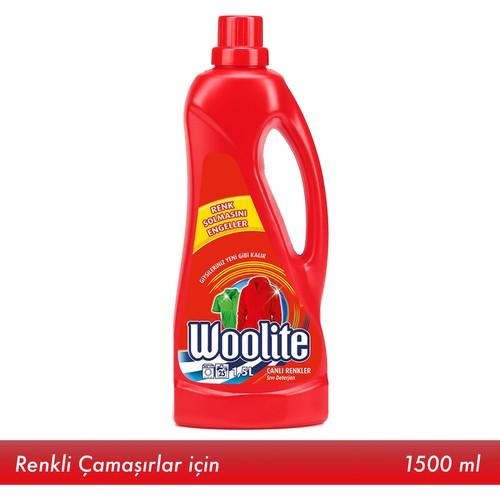 Woolite Renkliler İçin 1,5 lt