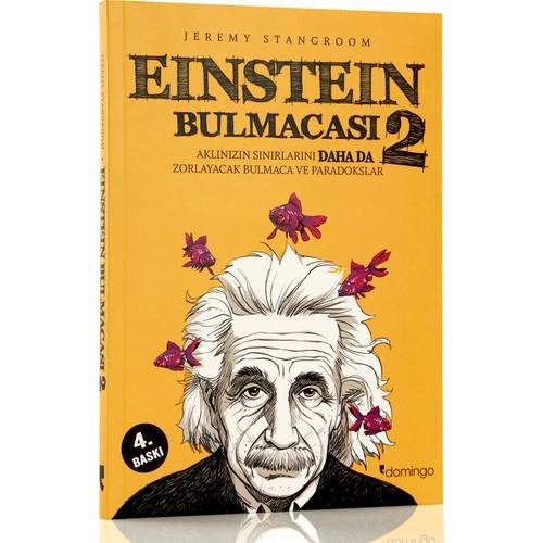 Einstein Bulmacası 2 - Jeremy Strangroom