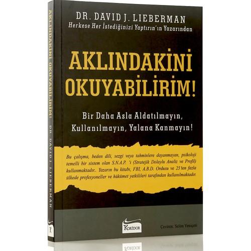 Aklındakini Okuyabilirim! - David J. Lieberman