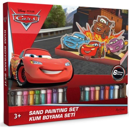Disney Altılı 3d Kum Boyama Seti Cars Fiyatı Taksit Seçenekleri