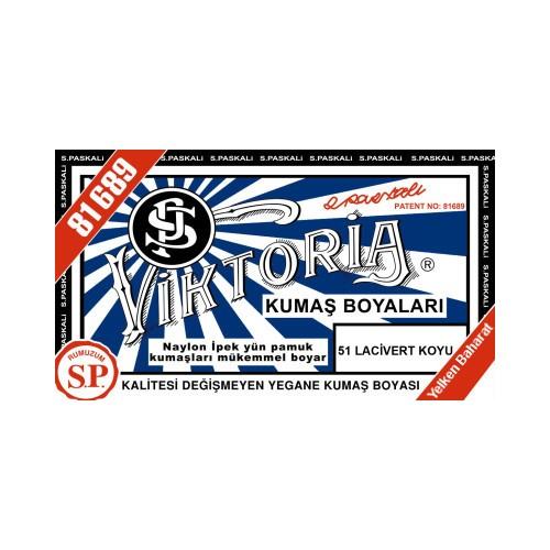 Viktoria Kumaş Boyası Koyu Lacivert Fiyatı Taksit Seçenekleri