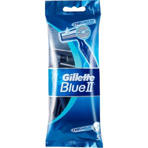 Gillette Blue2 Klasik Kullan-At Tıraş Bıçağı (5'Li Paket)