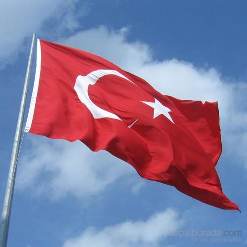 Gönder Bayrak - Türk Bayrağı Alpaka Kumaş 70x105Cm