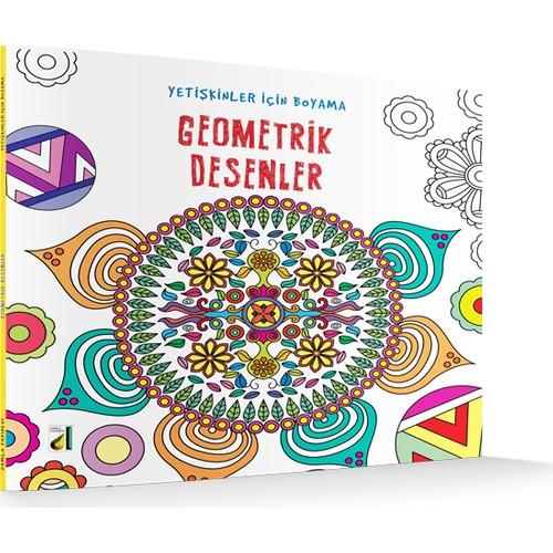 Geometrik Desenler Yetişkinler Için Boyama Fiyatı