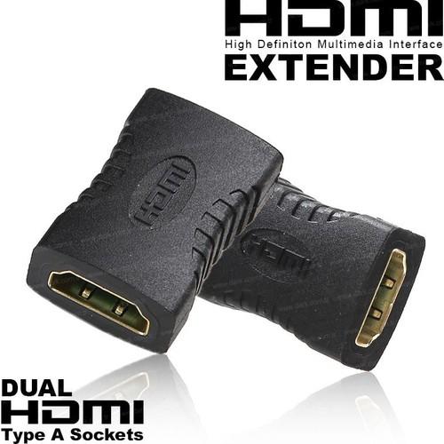 Dark HDMI Dişi/Dişi Köprü (DK-HD-AFXF)
