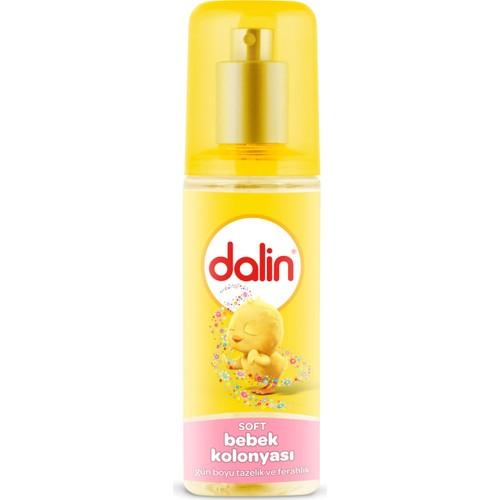 Dalin Bebek Kolonyası Soft / 115 ml