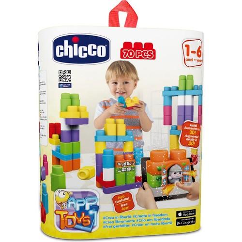 Chicco Eğitici Blok Seti - 70 Parça