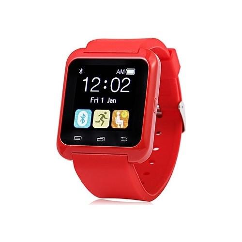 Everest EW-403 Akıllı Saat Bluetooth Kırmızı
