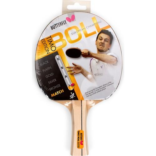 Butterfly Time Boll Match Masa Tenisi Raketi 85005